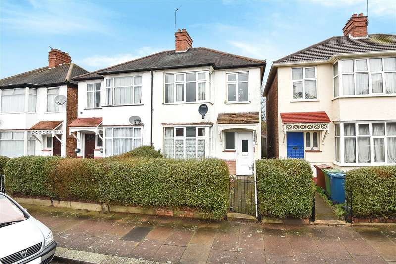 3 Bedrooms Semi Detached House for sale in Bouverie Road, Harrow, Middlesex, HA1