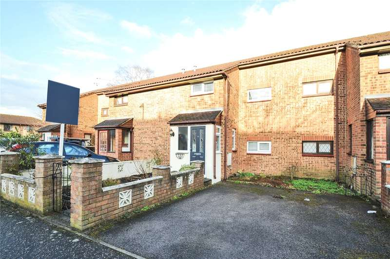 2 Bedrooms End Of Terrace House for sale in Waterside, Uxbridge, Middlesex, UB8