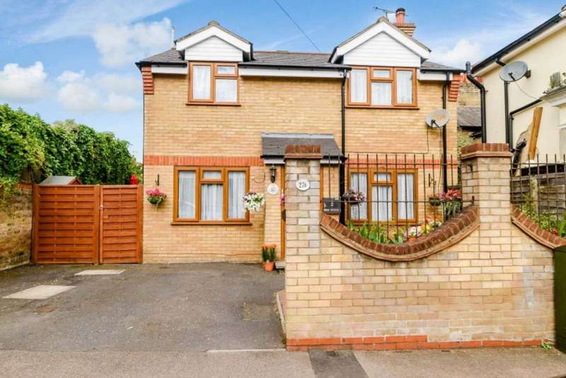 2 Bedrooms Detached House for sale in Villiers Road, Oxhey Village