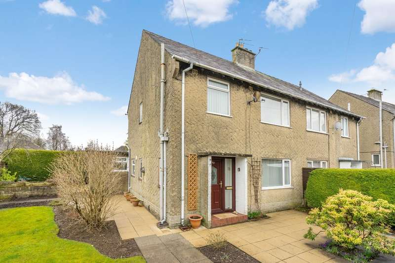 3 Bedrooms Semi Detached House for sale in 81 Hallgarth Circle, Kendal, Cumrbia, LA9 5NU