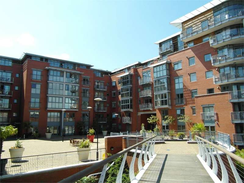 2 Bedrooms Flat for sale in King Edwards Wharf, 25 Sheepcote Street, Birmingham, West Midlands