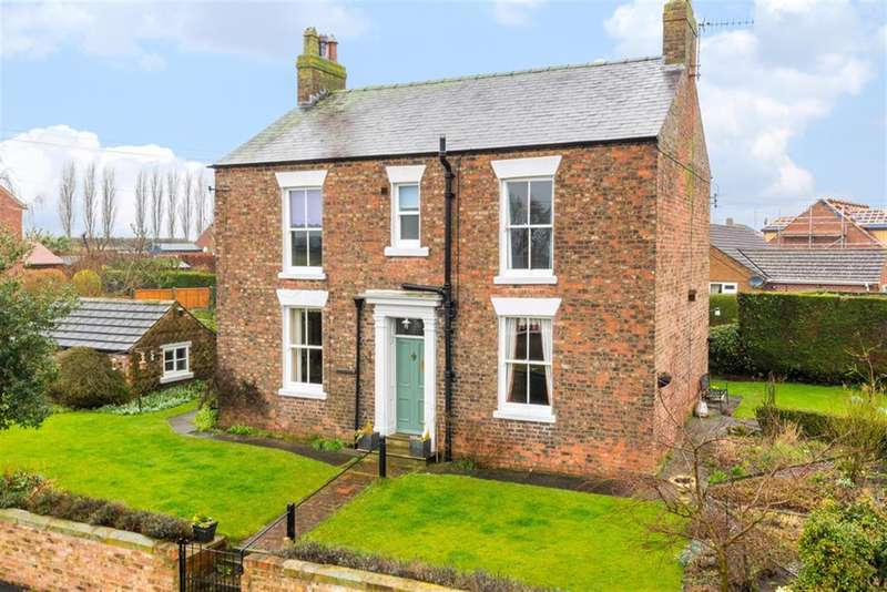 4 Bedrooms Detached House for sale in Dishforth, Thirsk, YO7 3JU