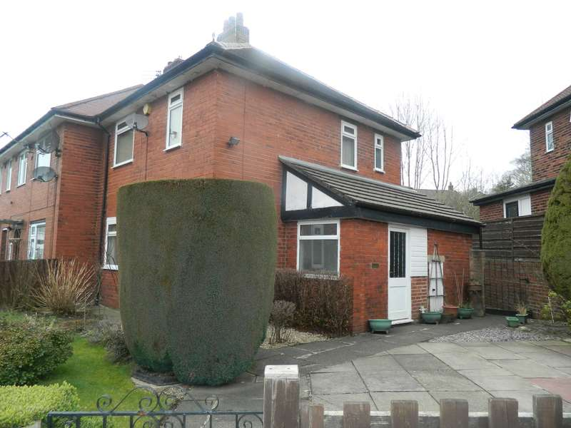 2 Bedrooms Semi Detached House for sale in Garside Hey Road, Bury, BL8