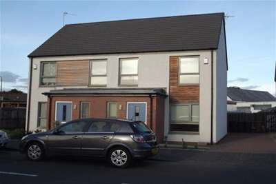3 Bedrooms Semi Detached House for rent in Raploch Road,. Stirling