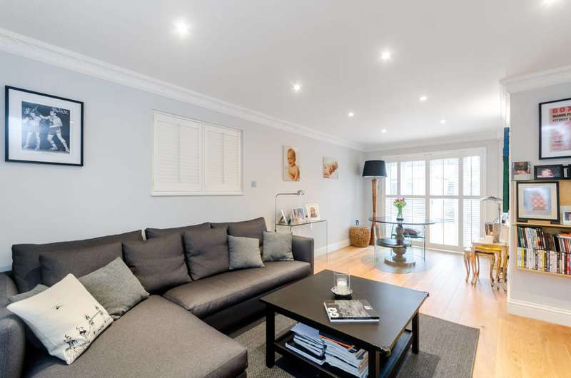 3 Bedrooms End Of Terrace House for sale in Strathnairn Street, Bermondsey, SE1