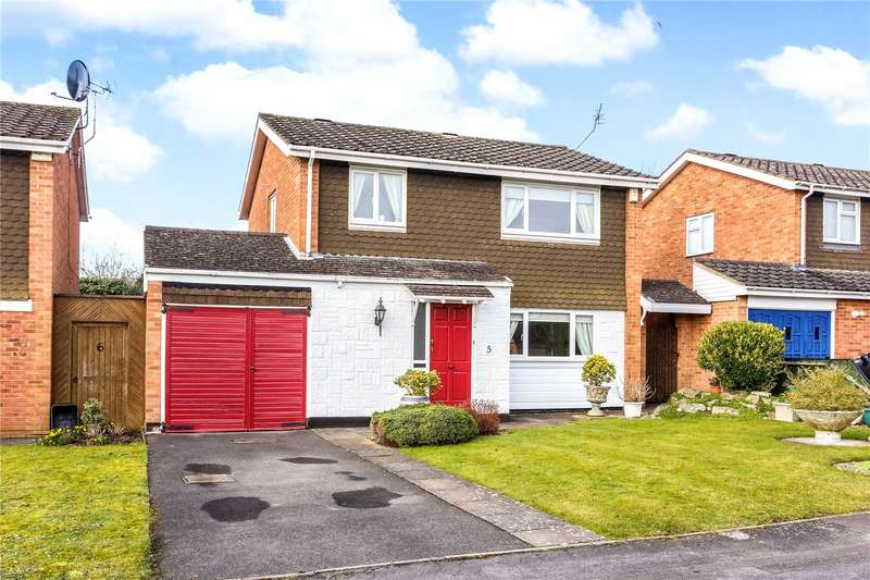3 Bedrooms Detached House for sale in Ryecroft Close, Wargrave, Berkshire, RG10
