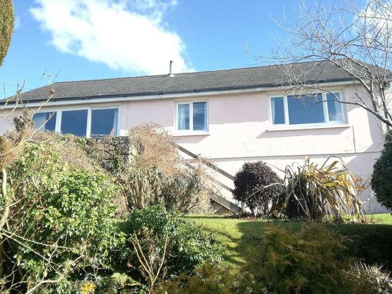 3 Bedrooms Detached Bungalow for sale in Tan Y Garth, Old Llanfair Road, Harlech LL46