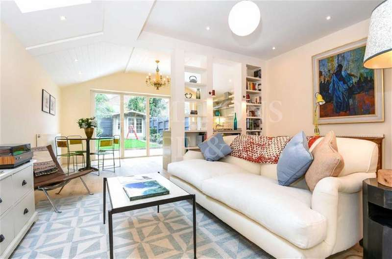2 Bedrooms Apartment Flat for sale in Leghorn Road, Kensal Green, London, NW10
