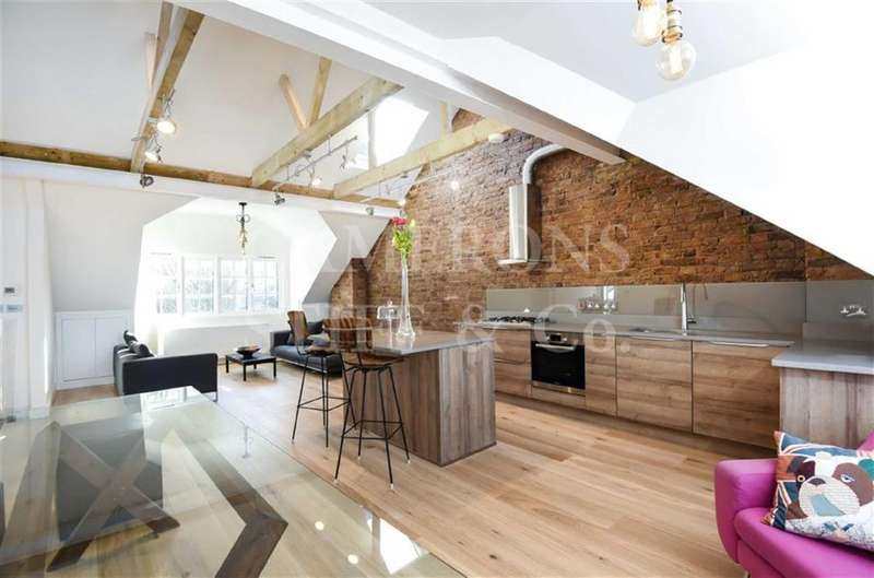 2 Bedrooms Apartment Flat for sale in Aylestone Avenue, Brondesbury Park, London, NW6