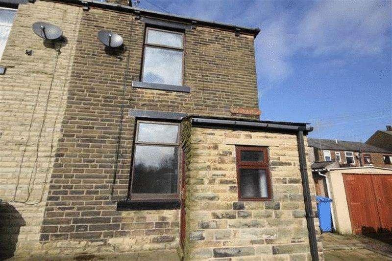 2 Bedrooms End Of Terrace House for sale in William Street, Littleborough, Rochdale, OL15 8JP