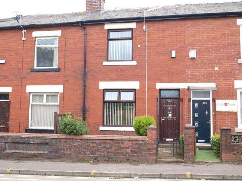 2 Bedrooms Terraced House for sale in Milnrow Road, Newbold, Rochdale, OL16 5BQ