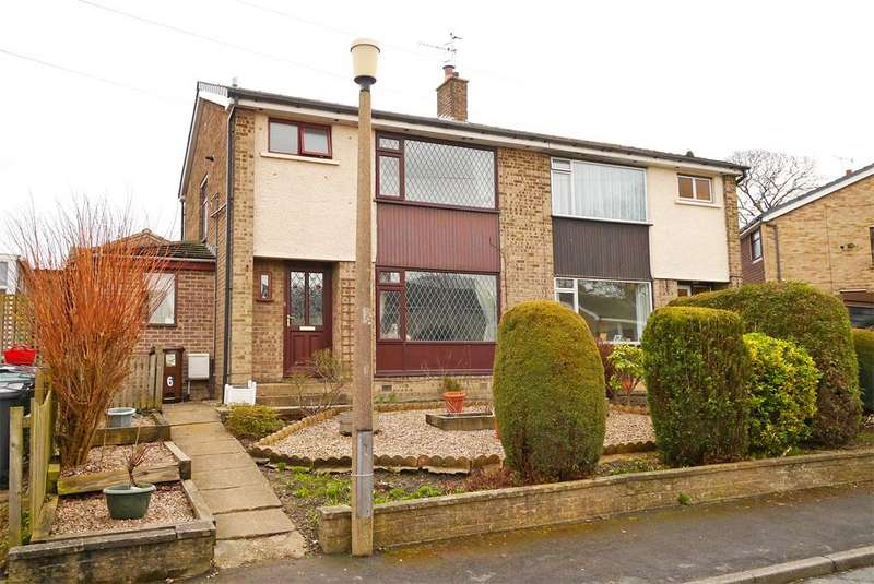 3 Bedrooms Semi Detached House for sale in 6 Parkway, Steeton