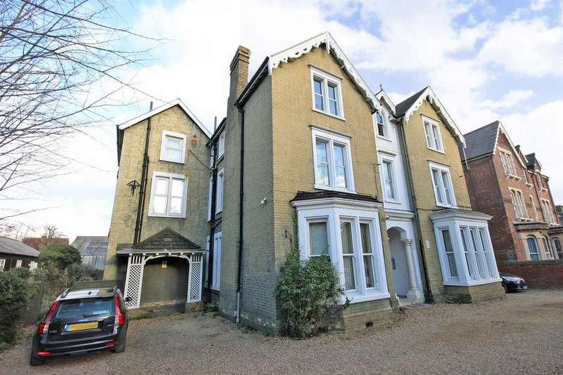 1 Bedroom Flat for sale in Ashburnham Road, Bedford