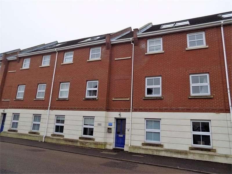 2 Bedrooms Flat for sale in Albemarle Street, Harwich, Essex