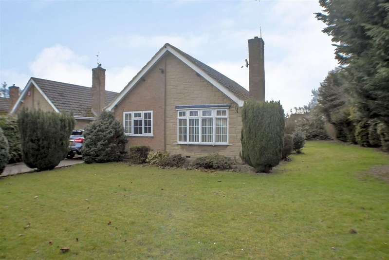 3 Bedrooms Detached Bungalow for sale in Lindhurst Lane, Mansfield