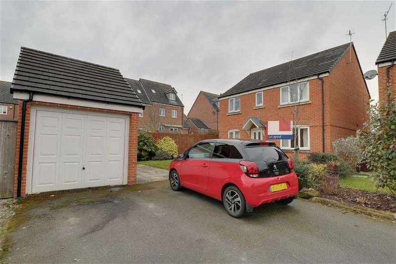 5 Bedrooms House for sale in Brent Close, Newcastle-under-Lyme