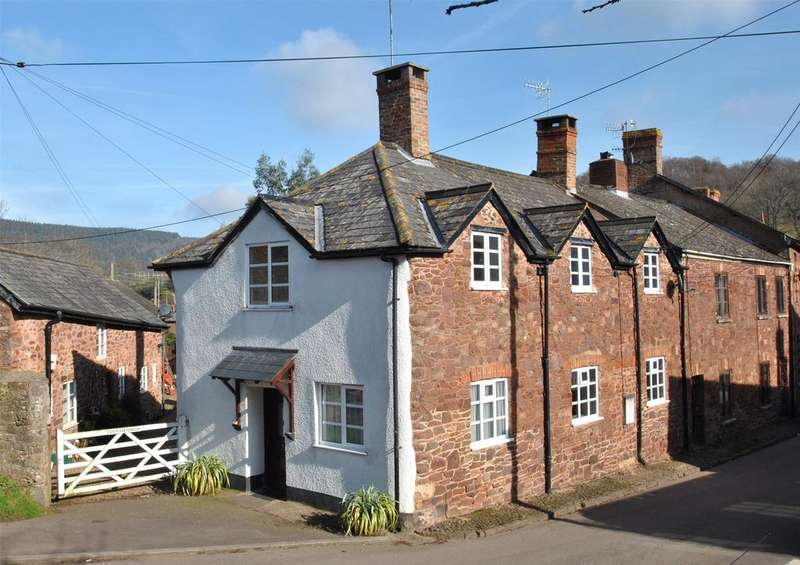 5 Bedrooms Semi Detached House for sale in Timberscombe, Minehead