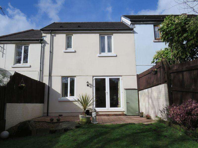 2 Bedrooms Terraced House for sale in Chyvelah Vale, Truro