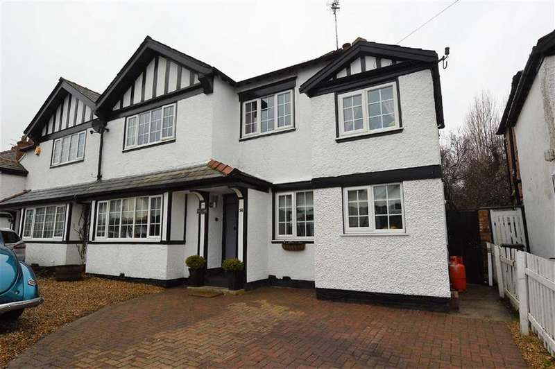 4 Bedrooms Semi Detached House for sale in Cambridge Road, Prenton, CH42
