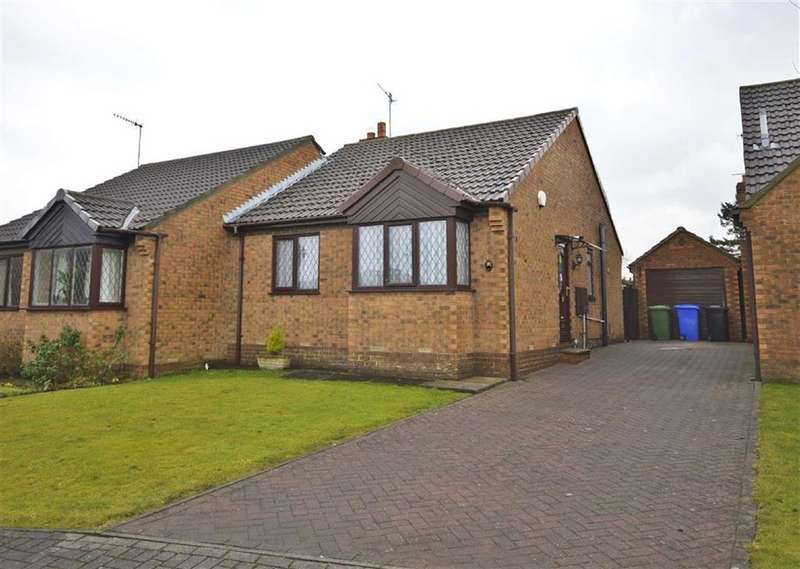 2 Bedrooms Semi Detached Bungalow for sale in Percy Road, Scarbouough