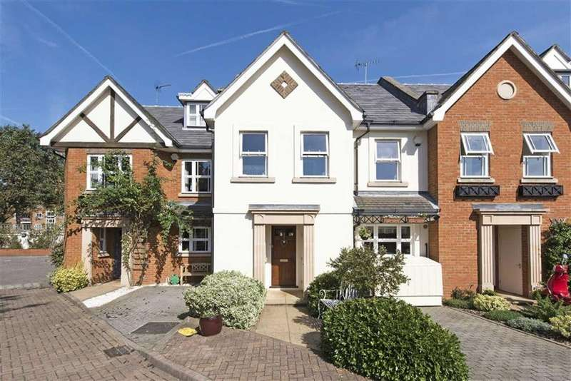 3 Bedrooms Terraced House for sale in Waters Place, Danemere Street, Putney, SW15