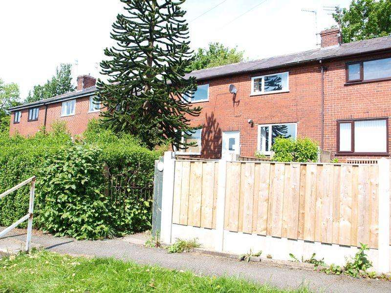 3 Bedrooms Semi Detached House for sale in Simeon Street, Milnrow, Rochdale, OL16 3LD