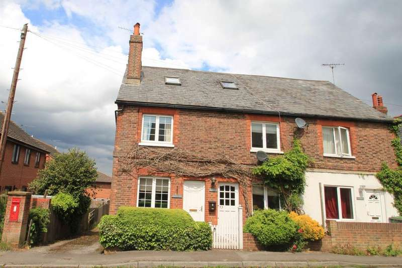 2 Bedrooms End Of Terrace House for sale in Winchester Road, Hawkhurst, Kent, TN18 4DG