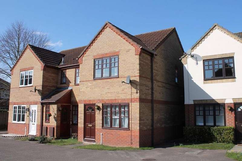2 Bedrooms End Of Terrace House for sale in Macpherson Robertson Way, Mildenhall