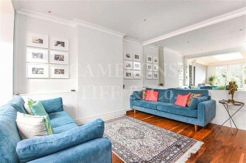 6 Bedrooms Semi Detached House for sale in Mount Pleasant Road, Brondesbury Park, London, NW10