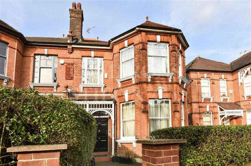 5 Bedrooms Semi Detached House for sale in Teignmouth Road, Mapesbury Conservation Area, London, NW2