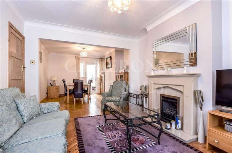 3 Bedrooms Terraced House for sale in Riffel Road, Willesden Green, London, NW2
