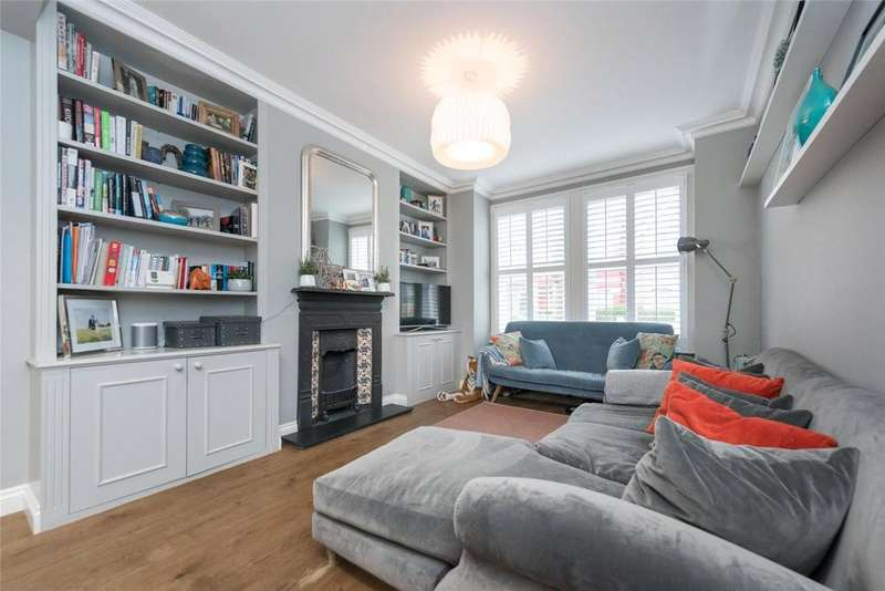 4 Bedrooms House for sale in Hazeldean Road, London, NW10