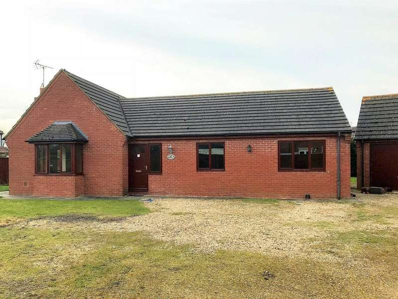 3 Bedrooms Detached Bungalow for sale in Pennygate Gardens, Spalding, PE11
