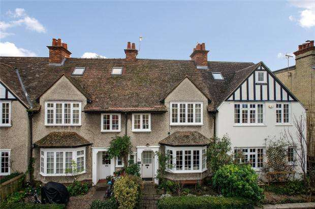 3 Bedrooms Terraced House for sale in Fulbrooke Road, Cambridge