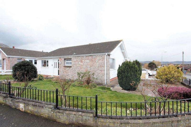 2 Bedrooms Detached Bungalow for sale in Kerfoot Avenue, Rhuddlan