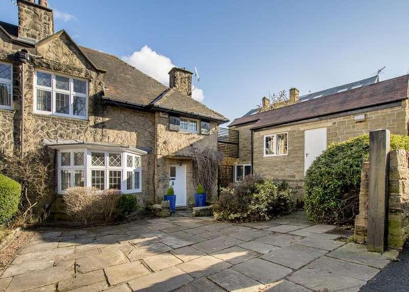 4 Bedrooms Semi Detached House for sale in Cloverdale, 123 Union Road, Brincliffe, S11 9EN