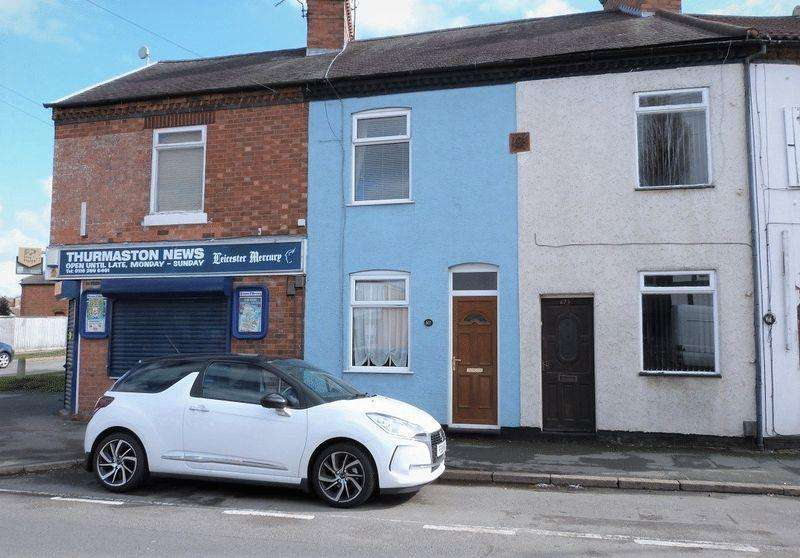 2 Bedrooms Terraced House for sale in Melton Road Thurmaston