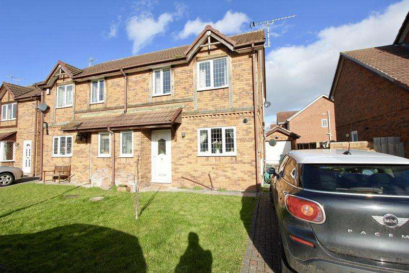 3 Bedrooms House for sale in Lon Olwen, Rhyl