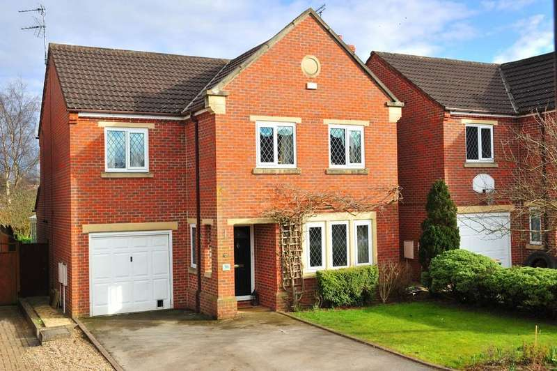 4 Bedrooms Detached House for sale in Pecketts Way, Harrogate