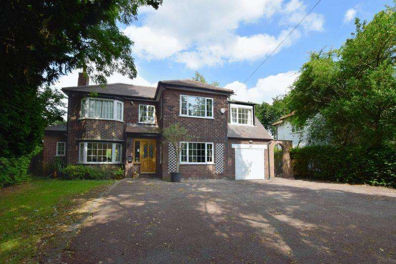 5 Bedrooms Detached House for sale in Brookwood Avenue, Sale