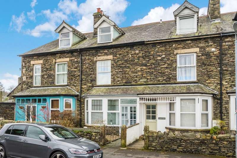 4 Bedrooms Terraced House for sale in Lunehurst, Princes Road, Windermere, Cumbria, LA23 2DD