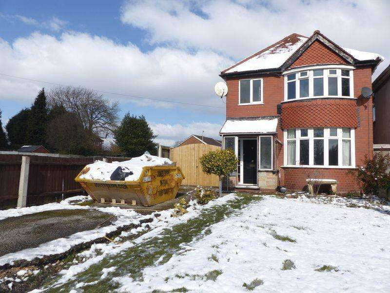 3 Bedrooms Detached House for sale in Watling Street, Walsall