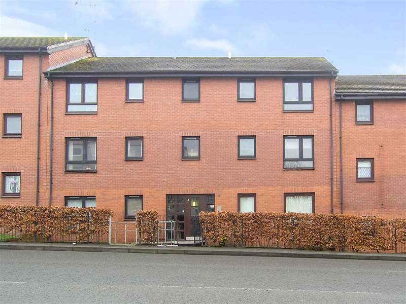 1 Bedroom Flat for sale in Burnhill Quadrant, Rutherglen, Glasgow