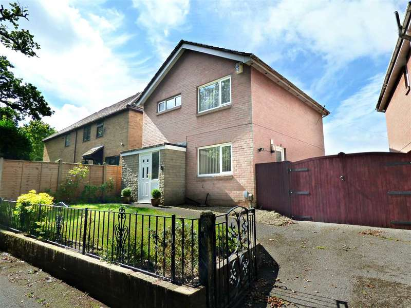 3 Bedrooms Detached House for sale in SUBSTANTIAL DETACHED HOUSE with NO FORWARD CHAIN