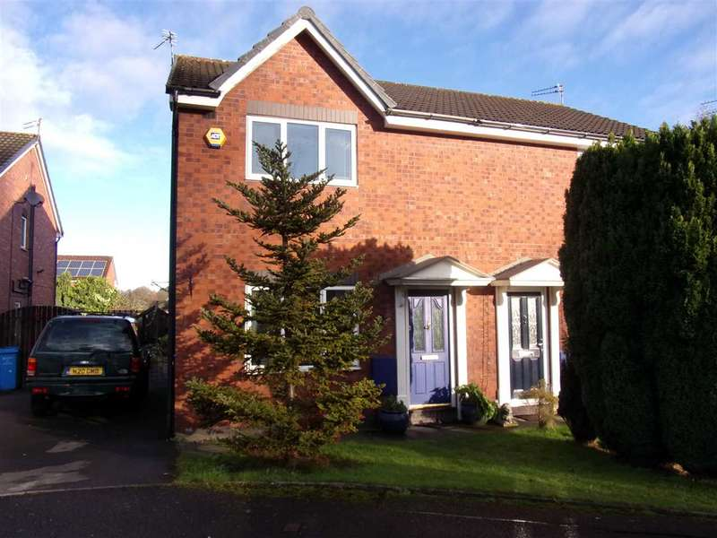 3 Bedrooms Semi Detached House for sale in Haslington Road, Wythenshawe, Manchester