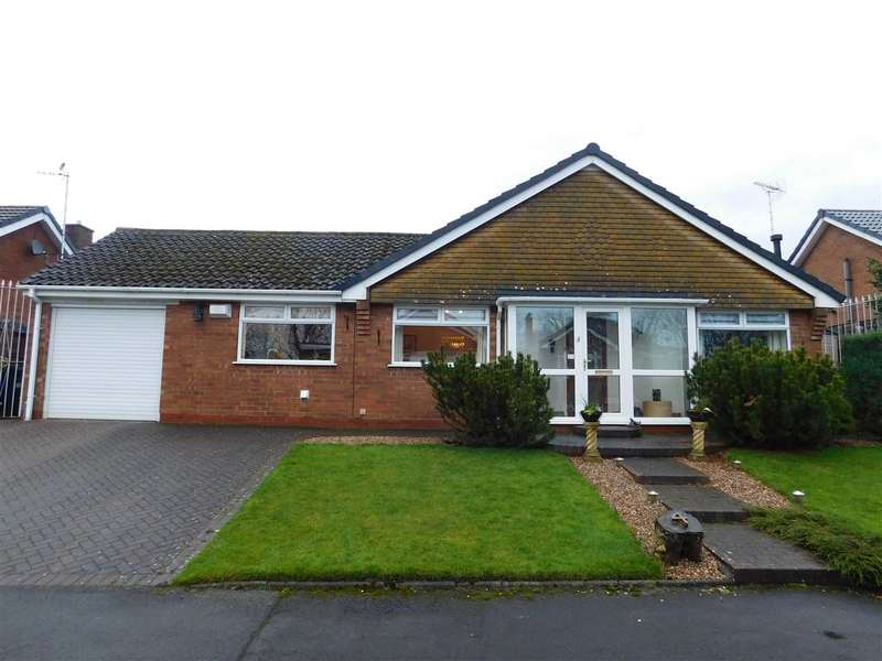 2 Bedrooms Bungalow for sale in Firswood Mount, Gatley, Cheshire