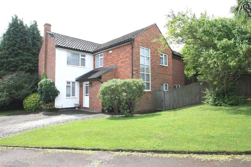 4 Bedrooms Detached House for sale in Little Potters, Bushey