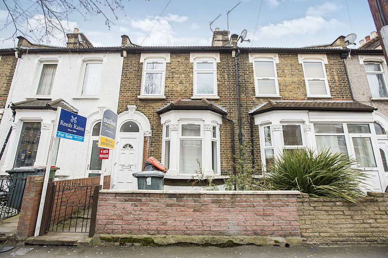 3 Bedrooms Terraced House for sale in Boundary Road, London, E13