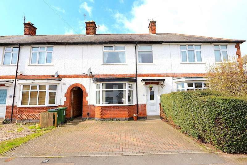 3 Bedrooms Property for sale in Holmfield Avenue East, Leicester