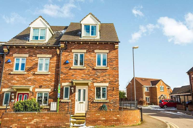 3 Bedrooms Semi Detached House for sale in Station Road, Epworth, Doncaster, DN9